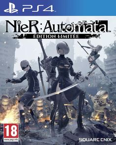Nier Automata est un jeu énigmatique : shoot'em up ? Beat'em all ? RPG ? Un peu tout ça, et finalement bien plus.