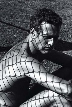 Paul Newman - taken by Dennis Hopper