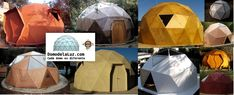 Domodelaluz: Domos que ofrecemos VENTA Dome House, Geodesic Dome, Outdoor Gear, Tent, Pools, Tinkerbell, Dome Homes, Woodworking Techniques, How To Build
