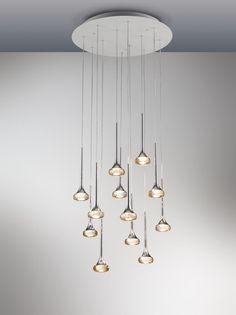 Iluminación general   Lámparas de suspensión   Fairy   Axo. Check it out on Architonic