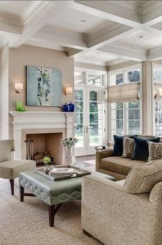Decorating your house simple yet elegant style.