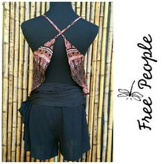 Free People Camisole NWT Free People Cross Back Tank Top / Camisole NWT   ✔Poshmark Compliant Closet No Trades  No Outside Transactions   ❔Please Ask Any Questions BEFORE You Buy    USE THE OFFER BUTTON TO MAKE AN OFFER  Thank you for stopping by!           Happy Poshing! Free People Tops