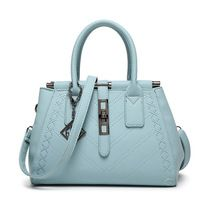 Ellacey Fashion Pu Leather Framed Tote Bags For Women Messenger Bags Famous Brand Crossbody Bags With Chains Ladies Handbags