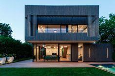 Casa D, cerca de Viena La densificación también puede ser posible en zonas urbanizadas de casas de una sola familia.