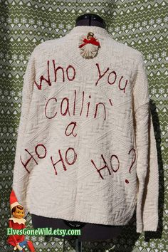 609964474 11 Best BTT20 images | Ugliest christmas sweaters, Ugly christmas ...