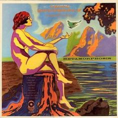 Iron Butterfly, Metamorphosis*** (1970): It took them a few albums, but I think that this is really the best Iron Butterfly (and, perhaps coincidentally, the most metal) album to date. It moves between the loud/quiet dynamic very well, and for once, vocals and instruments are in alignment. This may be a turning point for the band. (3/15/2014)