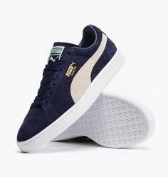 caliroots.se Suede Classic+ Puma 356568-051 Peacoat blue! 147681