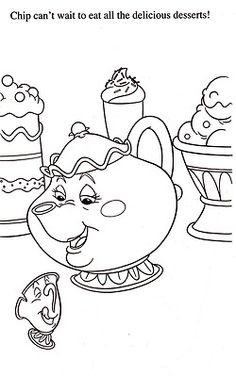 Disney Coloring Pages Colouring