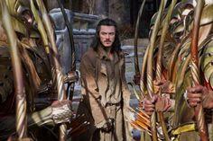 El Hobbit se acaba con una espectacular e interminable batalla  Foto: Facebook