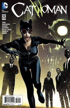 As secrets about the Faceless mask and the history of the False Face Society come to light, Catwoman's own past comes back to haunt her. And where the False Face Society is involved, Black Mask is nev