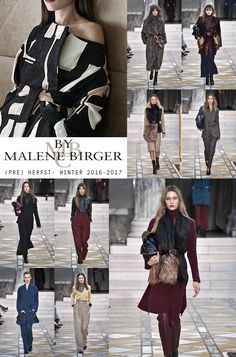 Herfst-winter 2016-2017, de By Malene Birger collectie. MEER http://www.pops-fashion.com/?p=29672