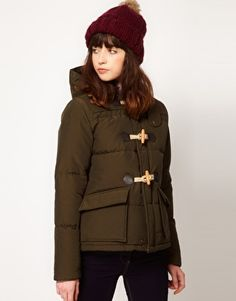 Penfield Landis Down Filled Toggle Jacket