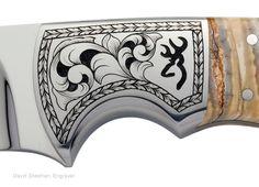 Engraved Knife, Engraved Pocket Knives, Global Knife Set, Best Pocket Knife, Metal Engraving, Knife Handles, Knife Sets, Tribal Tattoos, Jewlery