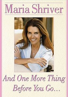 7. Great book for the graduating young woman in your life: One More Thing Before You Go  Maria Shriver #CampusBellhops #Graduation