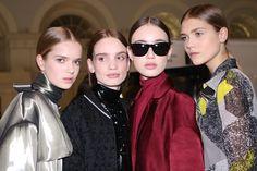 Fashion Times: Backstage MBFWRussia: Viva Vox SS'17