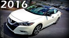 2016 Nissan Maxima - Ultimate In-Depth Look