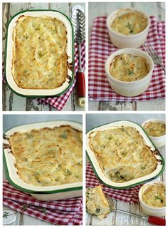 Jamie Olivers fantastic fish pie