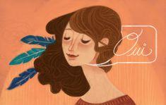 Adorable Stylish Illustrations by Jennifer Hom | Abduzeedo Design Inspiration & Tutorials