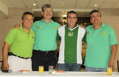 LAGUNA FC PRESENTA NUEVO ESTRATEGA