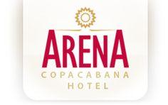 Stay at the Arena Copacabana Hotel in Rio de Janeiro