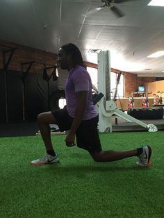 Time Crunch - Workout 2: Lower Body, quick workout