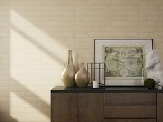 Quick, easy AND affordable! This gorgeous #walltile is PERFECT for us DIYers! Each tile has continues lugs, which makes the installation easier for anyone! No spacers needed when installing it! Do it yourself!