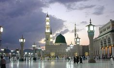 Al-Masjid an-Nabawi - Visiting Saudia Arabia? – Don't miss-out on these famous places