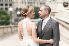 Vera Wang White by Vera Wang High Neck Halter Wedding Dress  Wedding Dress on Sale 37% Off