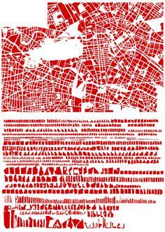 Berlin Blocks - Plan and Sorted