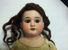 Reduced #vintage #armand marseille antique doll 3700 german porcelain #bisque hea,  View more on the LINK: http://www.zeppy.io/product/gb/2/171779419833/