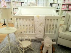 Larkin Crib From Pottery Barn