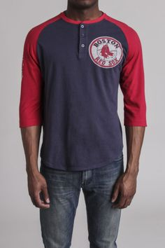Wright and Ditson Red Sox Henley