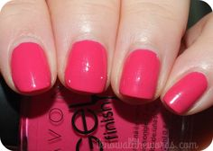 Avon Gel Finish 7-in-1 Nail Enamel- Parfait Pink. Order at www.youravon.com//mskagerberg