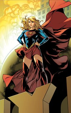 Drawing Dc Comics Supergirl Comic Issue 27 Limited Variant Modern Age First Print 2019 Andreyko DC - Supergirl Comic, Supergirl 2016, Superman Comic, Comic Books Art, Comic Art, Book Art, Univers Dc, Arte Dc Comics, Superman Family