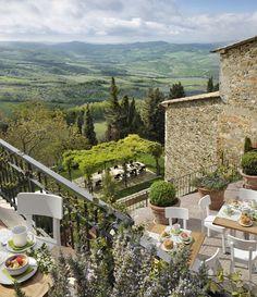hotel monteverdi - TOSCANA