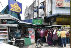 Nasi Kandar Line Clear. 177 Jalan Penang, Georgetown, 10000 Georgetown. Open 24 hours, closed fortnightly on Tue