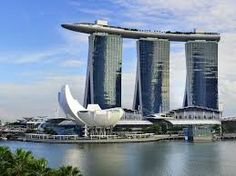 Singapore's well-known landmarks