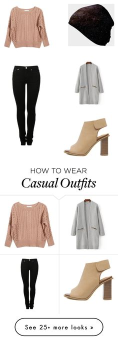 """""""Comfy Casual"""" by ukiboutique on Polyvore featuring MM6 Maison Margiela and Ryan Roche"""