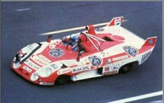 LM - Sigma-Mazda (Okamoto / Takahashi / Terada) > N.C laps behind) Sports Car Racing, Race Cars, Le Mans, Vintage Racing, Courses, Mazda, Endurance, Zoom Zoom, Vehicles