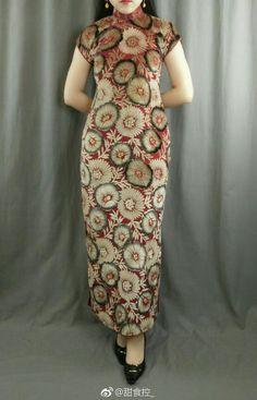 b0236cfa75d 2221 Best 旗袍Cheongsam   中国服Chinese clothing images in 2019 ...