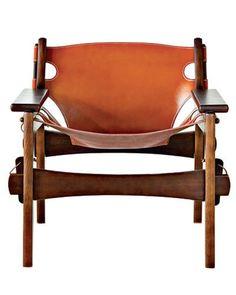 Sérgio Rodrigues, ícone do design brasileiro - Kilin Chair
