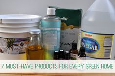 7 Must-Have Products for Every Green Home at lifeyourway.net