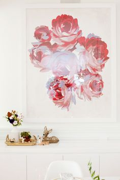 Gorgeous flower painting!