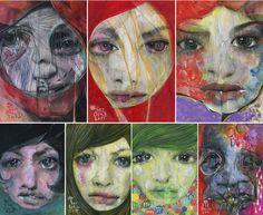 Takahiro Kimura 1000 broken faces