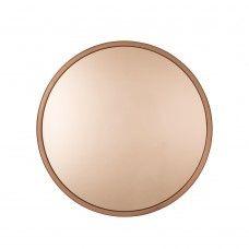 Oglinda rotunda 60 cm cupru Bandit Copper Zuiver