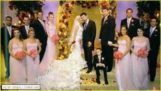 Christina Aguilera's wedding pictures