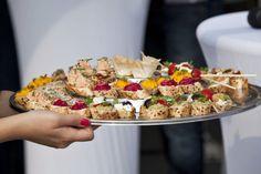 Fingerfood für das Silvester-Buffet: Mit diesen Häppchen rutschen Sie entspannt ins neue Jahr