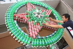 How to Recycle: Christmas Lanterns