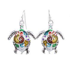 Cute Turtle Earrings 40% OFF + FREE SHIPPING!