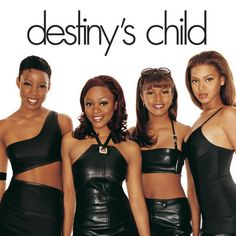 "One of the music industry's most successful group - the original ""Destiny Child"" - Kelly Rowland, LaTavia Roberson, LeToya Luckett, and Beyonce Knowles"